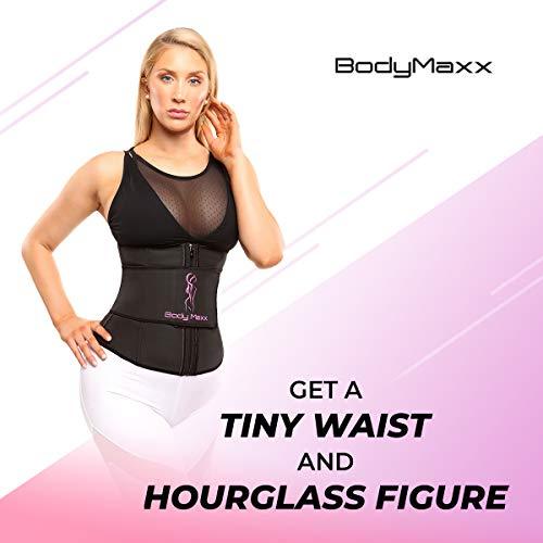 Body Maxx XL Waist Trainer - Plus Size Waist Trainer for Women - Waist Trainer a 5
