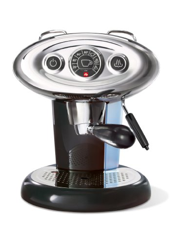 illy X7.1 iperEspresso Espresso Machine, 1, Black