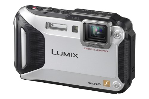 Panasonic Lumix DMC-FT5 - Cámara compacta de 17.5 Mp (pantalla de 3', zoom óptico 4.6 x,...