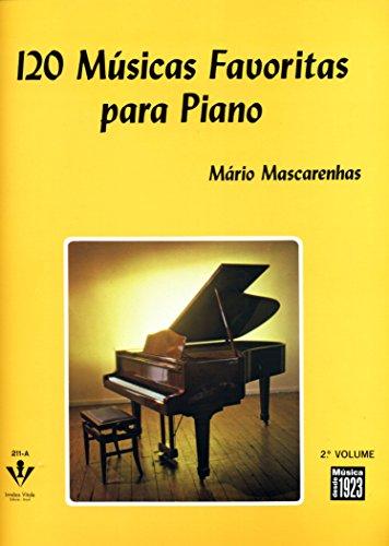 120 Músicas Favoritas Para Piano - Volume 2
