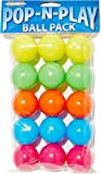 Marshall Pet Products Pop-N-Play Ball Pack - PACK OF 2