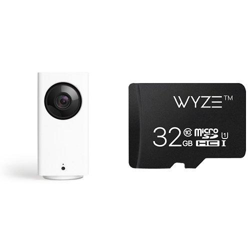 Wyze Cam Pan 1080p Pan/Tilt/Zoom Indoor Smart Home...