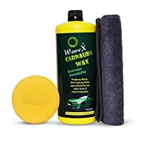 Gives Long Lasting Mirror Shine And Water Beeding Protection Against Weather, Salt And Corrosion. Restores And Protects Color And Paint Of Car. Also Eliminates Minor Scraches Free Super Premium Quality Micro Fibre Cloth Microfibre Cloth Size 40 Cm X ...