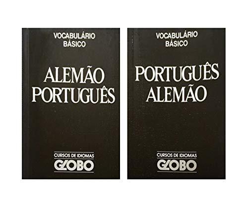 Minidicionário Vocabulário Básico Alemão / Português / Alemão, Cursos de Idiomas Globo