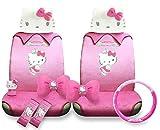 NEXT Hello Kitty Ensemble d'accessoires pour Voiture (Jeux de 10)