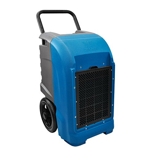XPOWER XD-125 Industrial Commercial Dehumidifier Dry basements, Large Rooms, Work Sites, Storage Facilities - 125-Pints/15-Gallons a Day