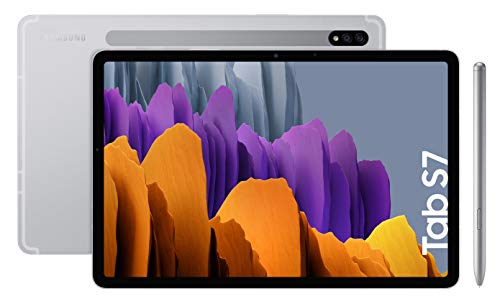 Samsung Galaxy Tab S7 - Tablet de 11' con pantalla QHD (Wi-Fi,...