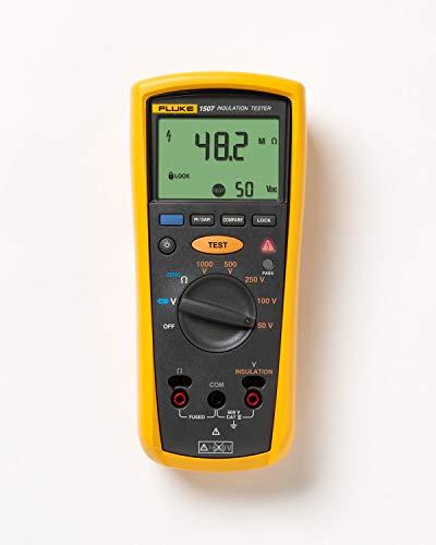 Fluke 1507 Digital Meg ohm meter Insulation Resistance Tester