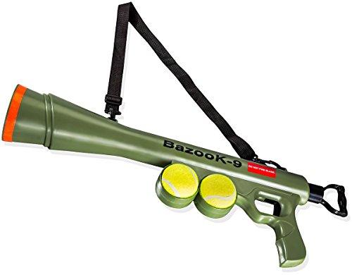 Paws & Pals BazooK-9 Tennis Ball Launcher Gun with...