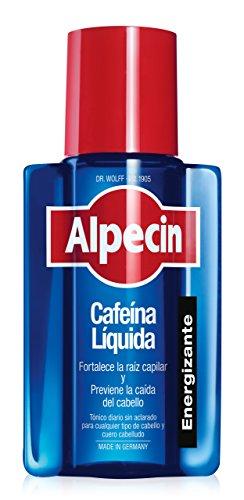 Alpecin Cafeina Liquida 1x 200 ml | Locion anticaida cabello