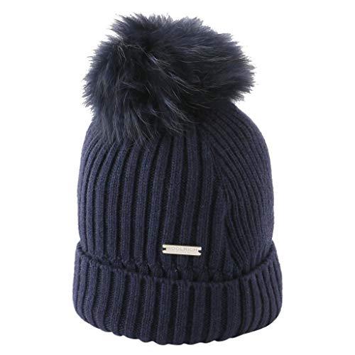 WOOLRICH Luxury Fashion Donna WWACC1414AC513989 Blu Lana Cappello | Autunno-inverno 19