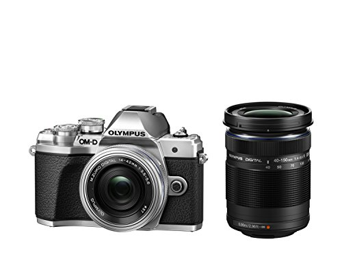 Olympus OM-D E-M10 Mark III Kit, Micro Four Thirds System Camera (16...