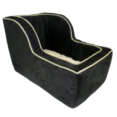 Snoozer Luxury High Back Console Lookout, Black...