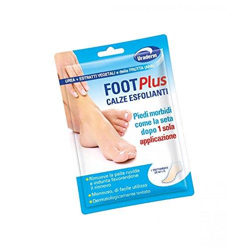 Uraderm Foot Plus - Calze esfolianti