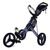 Sun Mountain Speed Cart Gx Golf Push Cart Blue/Black