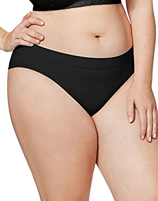 Cool Comfort fabric wicks moisture Wide, fabric-covered Comfortsoft waistband No ride up No itchy tag Assorted 5-pack may be solids, heathers and/or prints
