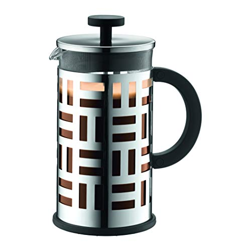 Bodum Eileen French Press, 34 oz, Chrome