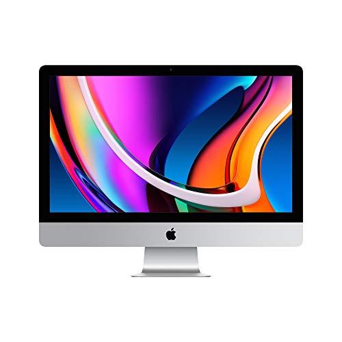 最新 Apple iMac Retina 5Kディスプレイモデル (27インチ, 8GB RAM, 512GB SSD)