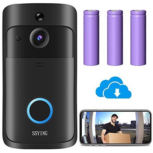Video Timbre Inteligente, WiFi videoportero,Detección de...