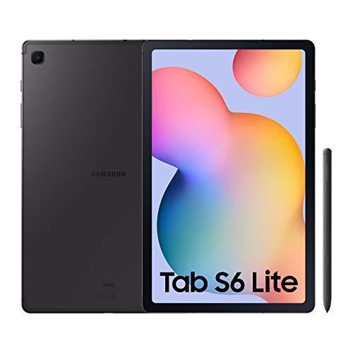 SAMSUNG Galaxy Tab S6 Lite - Tablet de 10.4\' (WiFi, Procesador...