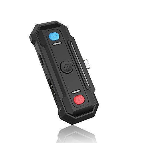 「2020革新版」scorel Nintendo Switch HDMI変換 ワイヤレスイヤホン/ヘッドホンレシーバー 2in1アダプター...