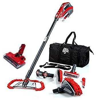 Dirt Devil 360° Reach Power Max Bagless Stick Vacuum