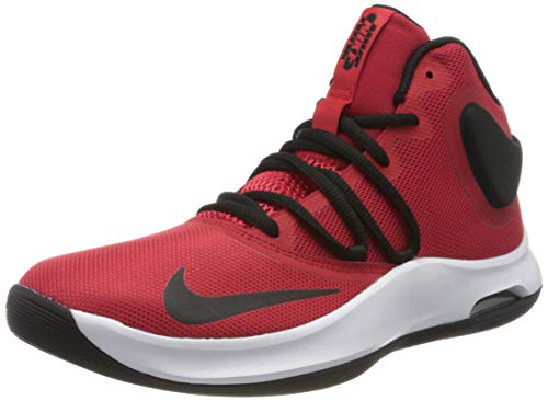 Nike Unisex-Erwachsene Air Versitile Iv Basketballschuhe, Mehrfarbig (University Red/Black/White 600), 43 EU