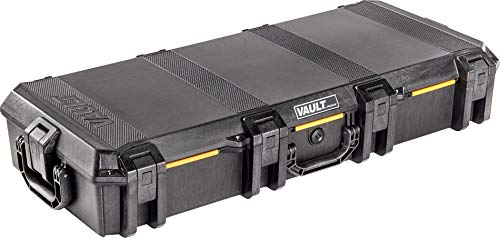 Vault by Pelican - V700 Rifle Case with Foam (Black)