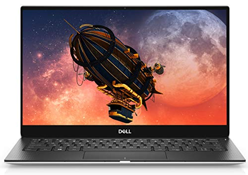 "Dell XPS 13-9380 Ordinateur Portable Ultrathin 13,3"" Full HD Argent (Intel Core i7, 8Go de RAM, SSD 256Go, Intel UHD Graphics, Windows 10 Home) Clavier AZERTY Français"