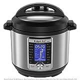 Instant Pot Ultra 10-in-1 Electric Pressure Cooker, Sterilizer, Slow Cooker, Rice Cooker, Steamer, Saut, Yogurt Maker, Cake Maker, Egg Cooker, and Warmer, 8 Quart, 16 One-Touch Programs