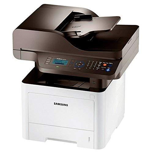 Impressora Multifuncional Laser Mono 110V, Samsung Sl-M4075Fr, Branco