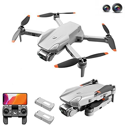 LiLong K80 Air 2S Drone GPS con Doppia Fotocamera 4K EIS HD, Drone Professionale per Adulti, Drone con Motore brushless con Funzione Follow Me, Trasmissione FPV WiFi 5G