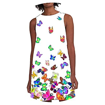 ❀Mini Dresses for women high waist design, can show your perfect figure, lift the waistline, show your body lines. ❀Mini Dress various styles and styles, just to show you better. ❀Mini Dresses are suitable for spring, summer, seaside, party, banquet,...