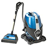Sirena Vacuum Cleaner  Water Filtration, 2-Speed, Bagless Canister Vacuum Cleaner, Allergy/Pet Pro