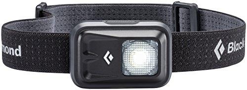 Black Diamond Astro Headlamp Black / Batteriebetriebene LED Stirnlampe für Outdoor-Aktivitäten / Dimmbar, max. 150 Lumen