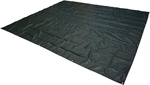 AmazonBasics Waterproof Camping Tarp - 8 x 10 Feet, Dark Green