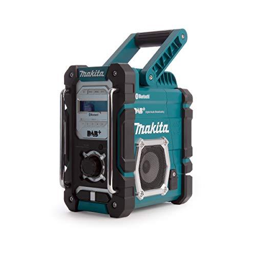 Makita DMR112 Akku-Baustellenradio 7,2 V - 18 V mit...