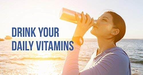 Daily Vites Multi-Vitamin Drink Mix + Minerals, B Complex, Biotin, Vitamin C & D, Calcium, Magnesium, B12 | New 30 Powder Packets Men and Woman's | Dr. Price's Vitamins | No Sugar Non-GMO Gluten Free 7