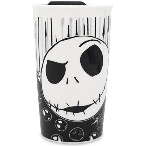 Silver Buffalo Disney Nightmare Before Christmas Jack with...