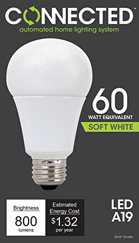 TCP CAS11LC A19 LED Smart Light Bulb Review