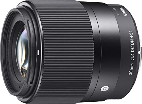 SIGMA 30mm F1.4 DC DN   Contemporary C016   Canon EF-Mマウント用 APS-Cサイズ ミラーレス専用