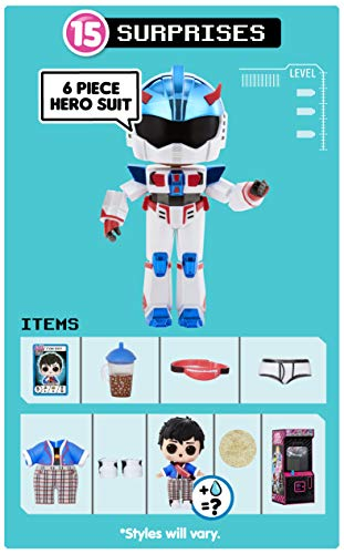 Image 2 - LOL Surprise Boys Arcade Heroes PDQ