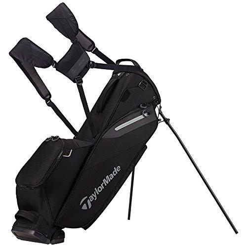TaylorMade FlexTech Lite Golf Bag Black