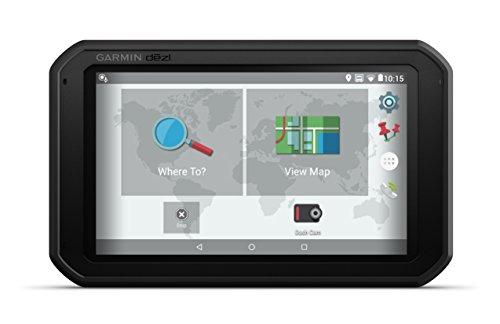 Garmin dēzlCam 785 Full EU LMT-D, navegador GPS de 7 Pulgadas con mapas de por Vida (Europa) y Dash CAM integrada
