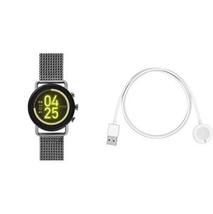 [スカーゲン]SKAGEN 腕時計 FALSTER 3 SKT5200 【正規輸入品】+【予備充電器付き】ワイヤレス充電器 SKT0002 セット