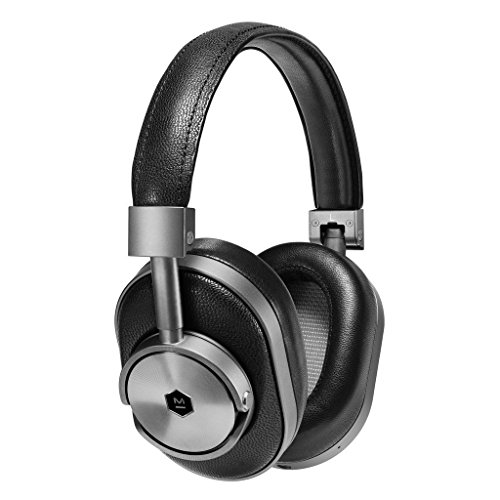 MASTER & DYNAMIC 密閉型Bluetoothヘッドホン MW60 GUNMETAL/BLACK MW60G1-GM