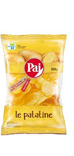 San Carlo/Pai Pai Classica Papas Fritas 200 g. Senza glutine.