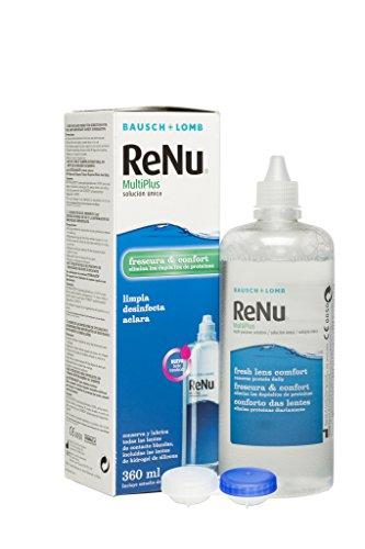 BAUSCH + LOMB - Renu® MultiPlus Solución de Mantenimiento - 360 ml