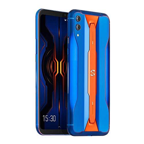 Black Shark 2 Pro 12GB + 256GB Azul - Double SIM, AMOLED 6,39 pouces, Snapdragon 855 Plus, GPU(VideoProcesador) Adreno 640, Refroidissement par Liquide 3.0+, Double Caméra Arrière 48MP + 12MP + Flash