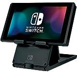 Jouez tout en chargeant la console Parfait pour utiliser avec les manettes Stand pliable facile à transporter 3 angles de jeu possible Officiellement licencié par Nintendo